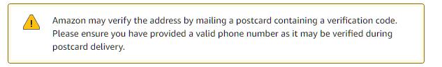 address-verification-amazon