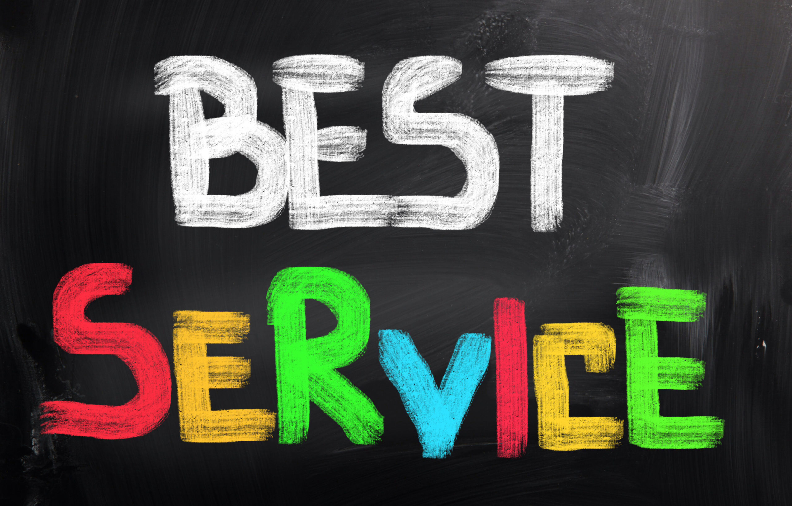 best-services-sign