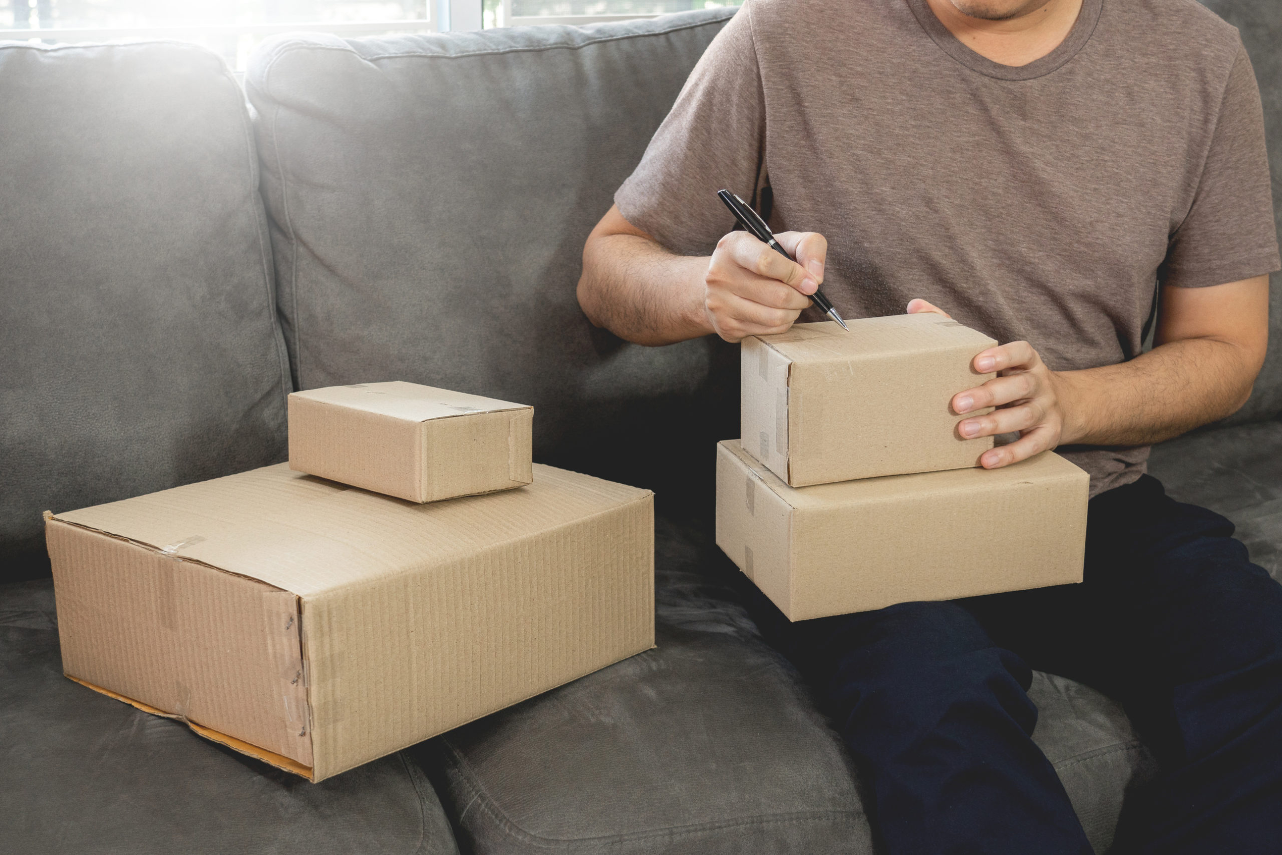 shippig-box-preparation