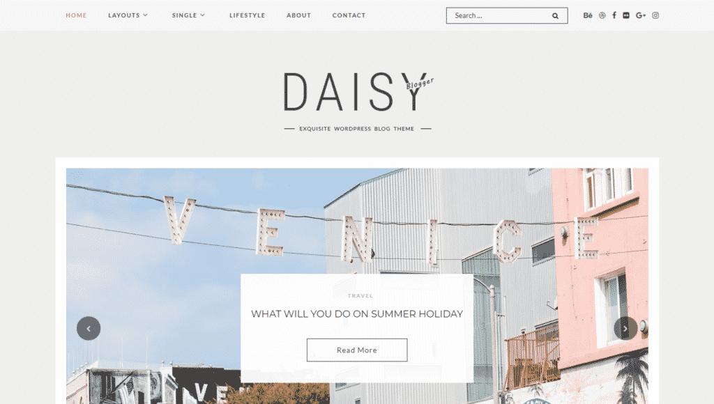 screenshot-of-daisy-homepage