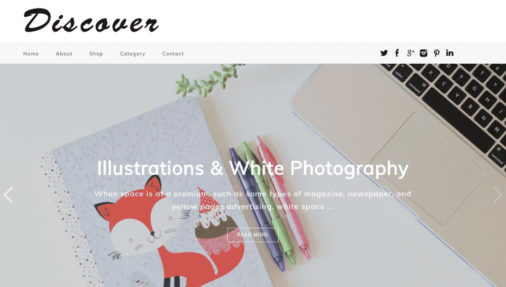 screenshot-of-discover-homepage