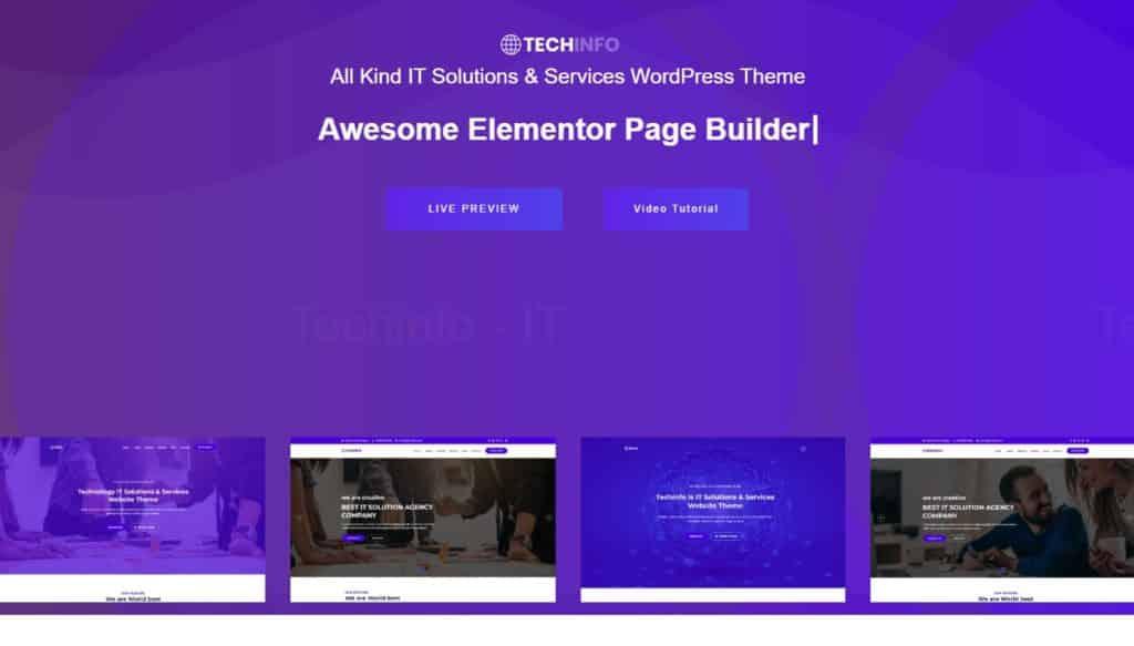 screenshot-of-techinfo-homepage