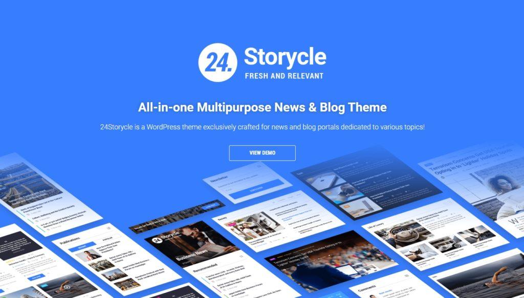 screenshot-of-storycle-homepage