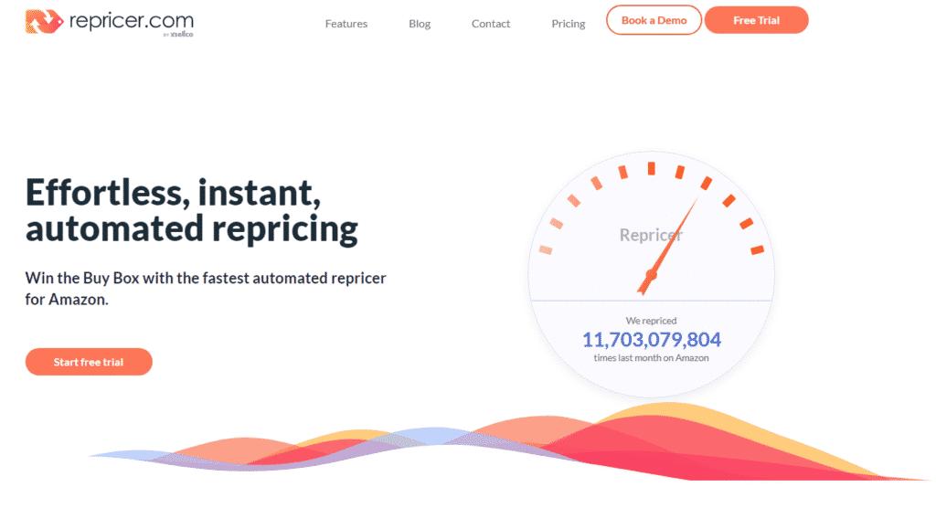 repricer-com-homepage-screenshot