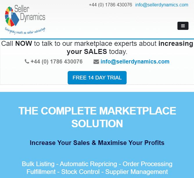seller-dynamics-homepage-screenshot