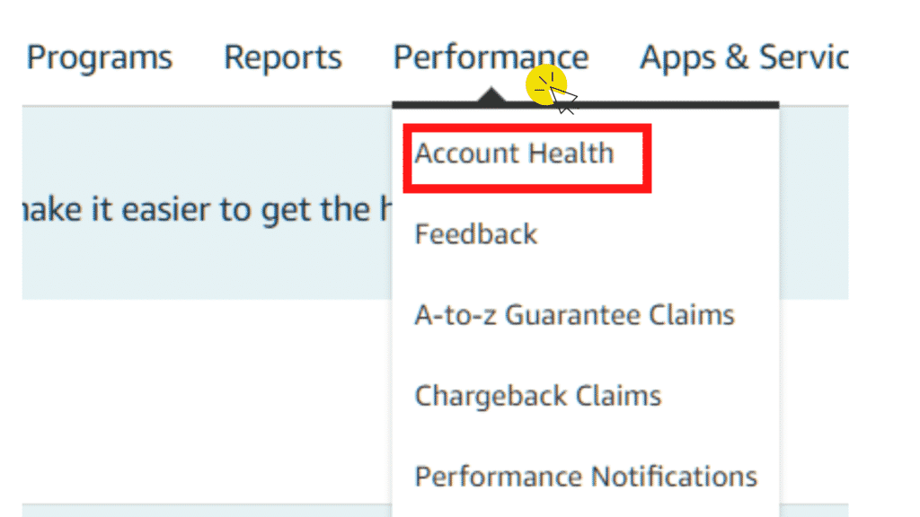 amazon account health