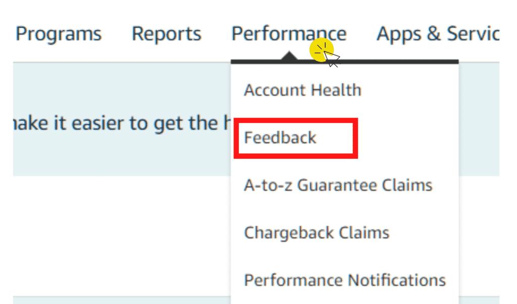 amazon-performance-tab-screenshot