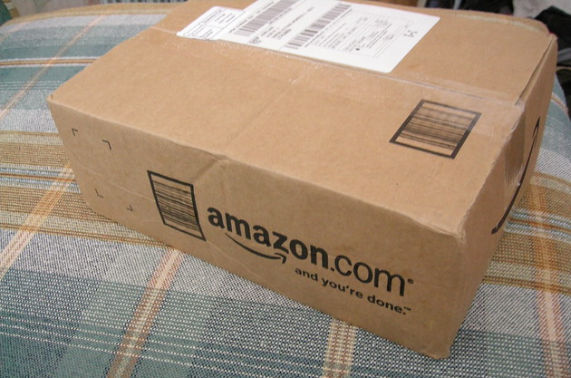package-from-amazon