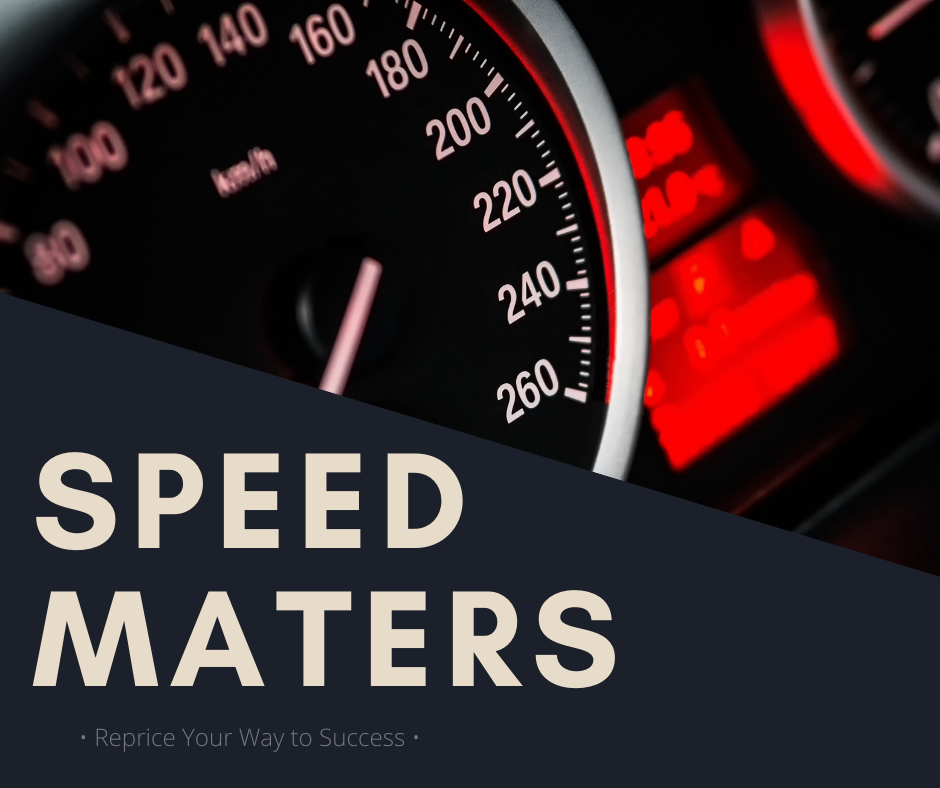 amazon repricer speed meter