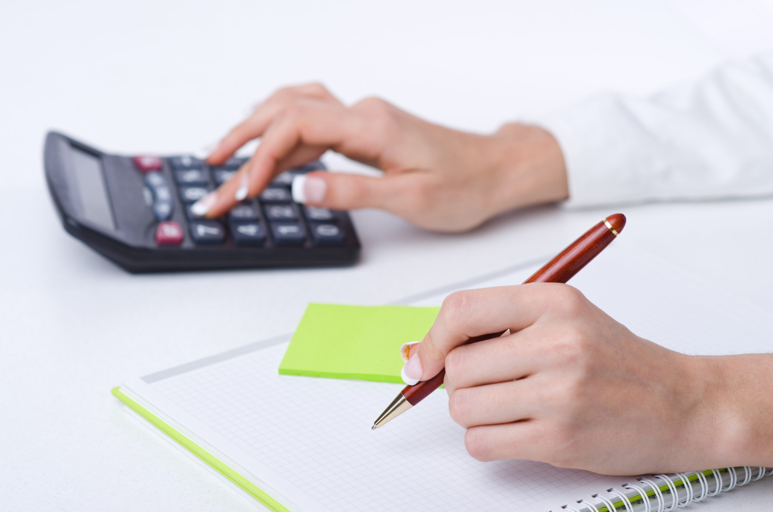 photo-of-calculating-sales