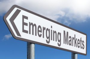sign of emerging markets
