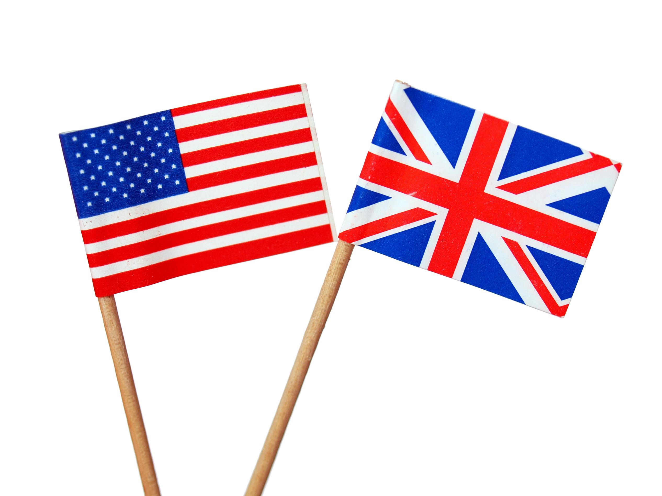 photo-of-us-uk-flags