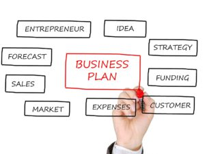 photo of business plan; eCommerce trends 2021