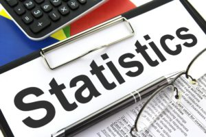 statistics sign on clipboard