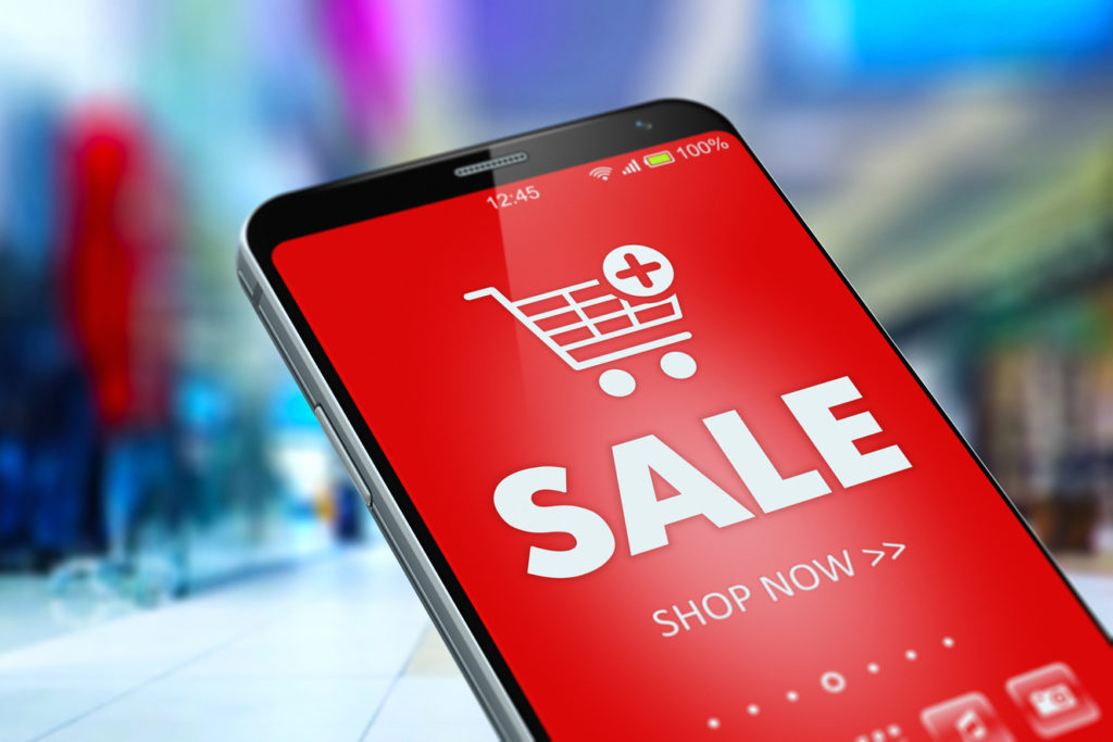 sale-sign-on-phone