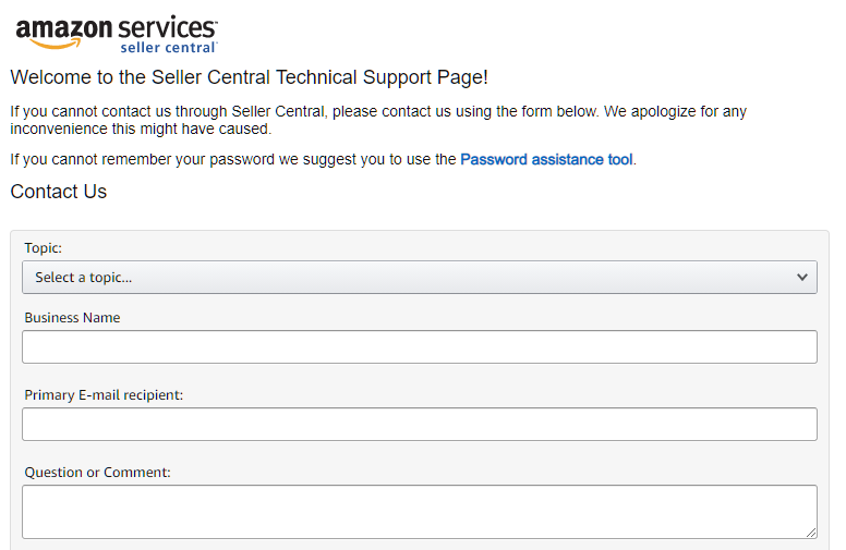 image-of-amazon-seller-support-form