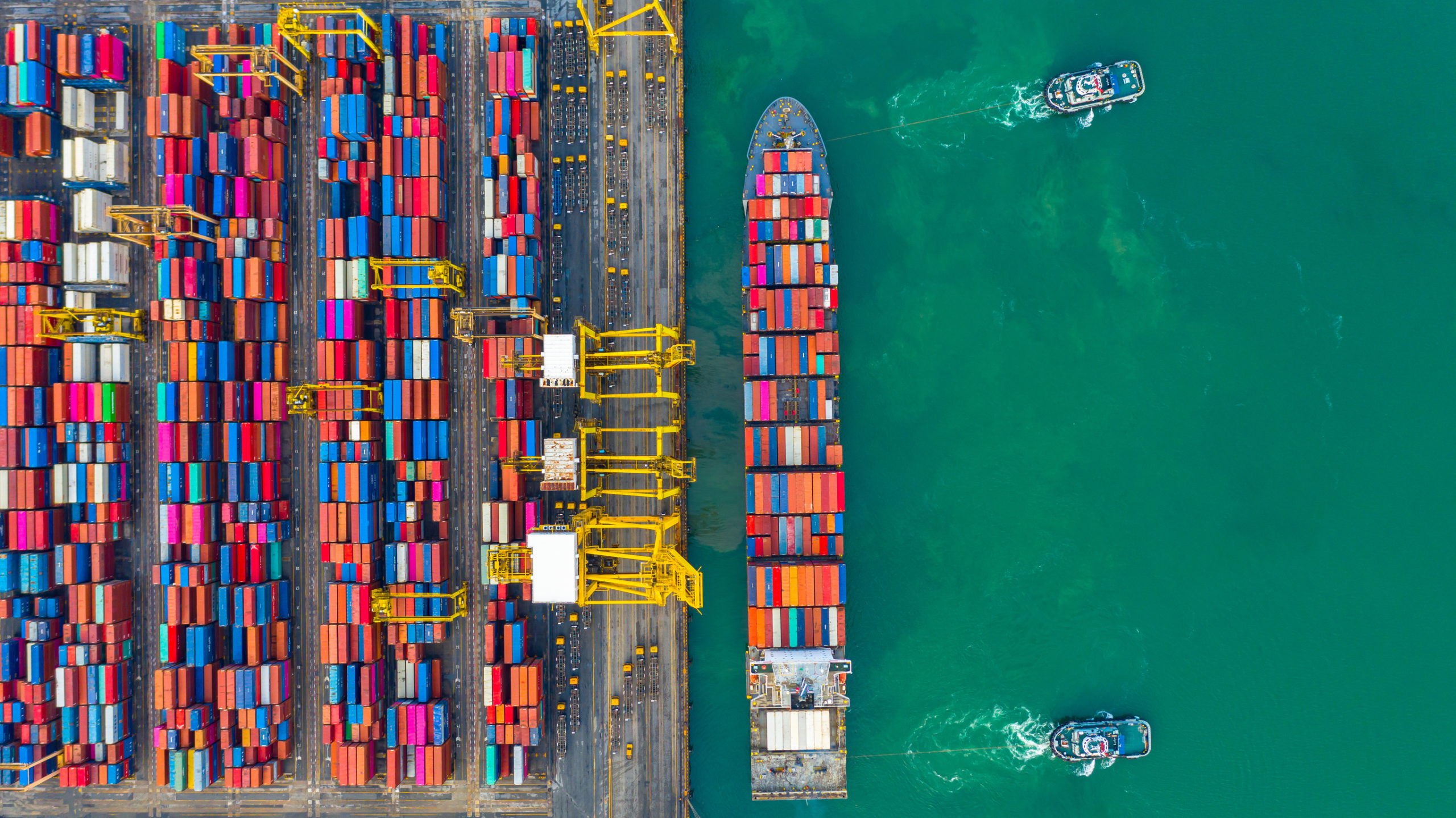photo-of-containers-on-port